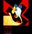 X-games skateboarding vector image vector image