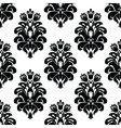 three tulip pattern vector image