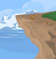 Coastal vector image