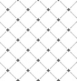 Fleur de lis luxury seamless pattern background vector image