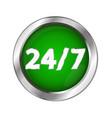 button 24 open vector image