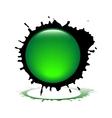Splash vector image