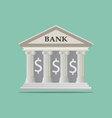 Bank vector image