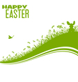 Easter Concept vector image vector image