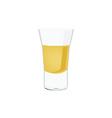 Tequila shot vector image
