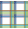 seamless plaid vector image vector image