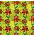 flowers handdrawn 27 380 vector image