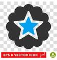 Premium Eps Icon vector image