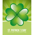saint patrick day vector image