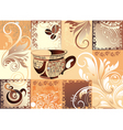coffee illustration vector image