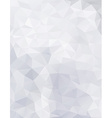 Geometric paper background vector image