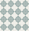 seamless ornament squares vector image