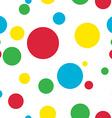 bubble pattern vector image
