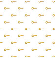 golden key pattern vector image
