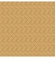 Seamless texture of light wood parquet vector image