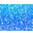 Abstract blue light template background vector image