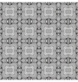 geometric sixties wallpaper design vector image