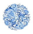 Paisley Decorative Pattern vector image
