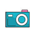 digital camera to capture the nice moments vector image