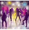 Nightclub vector image
