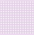 pink circles seamless pattern vector image