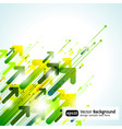 abstract business template vector image vector image