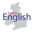 Great Britain English vector image