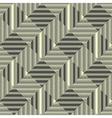 herringbone striped rhombus background vector image vector image