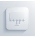 modern night lamp light icon vector image