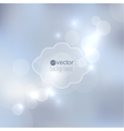 Abstract background with light and bright spots vector image