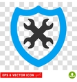 Security Configuration Eps Icon vector image