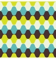 Hypnotic Seamless Pattern Background vector image