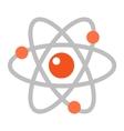 Atom icon vector image