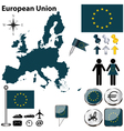 European Union vector image