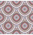 beautiful boho chic seamless repeat pattern vector image