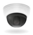 surveillance cameras 02 vector image vector image