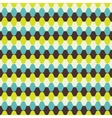 Hypnotic Seamless Pattern Background vector image vector image