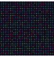 bright dots vector image