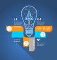 Start Business Infographics vector image