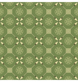 seamless pattern with arrows and symbols vector image vector image