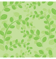 light green seamless pattern vector image