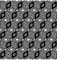 op art design vector image