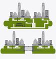 City design vector image