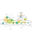 151 5 2016 flower vector image vector image