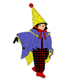 small wizard vector image