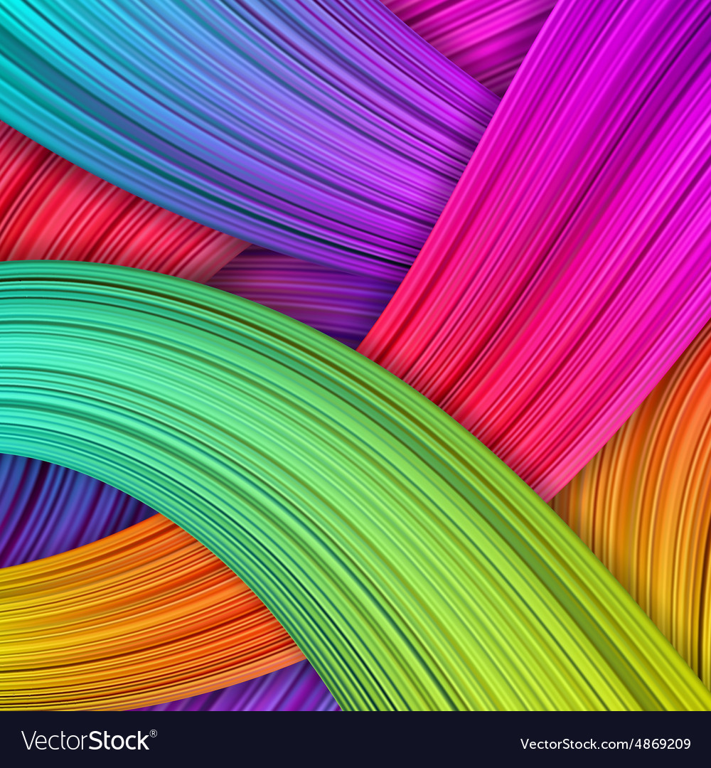 Abstract colorful background eps 10 vector