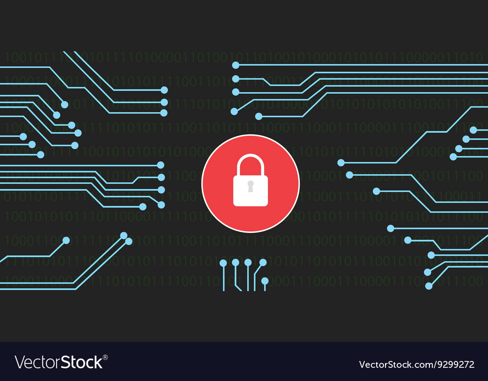 Website security vector