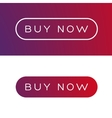 Buy Now modern button flat vector image