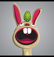 Funny Bunny vector image vector image