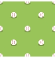 Baseball Seamless Pattern Sport Background vector image